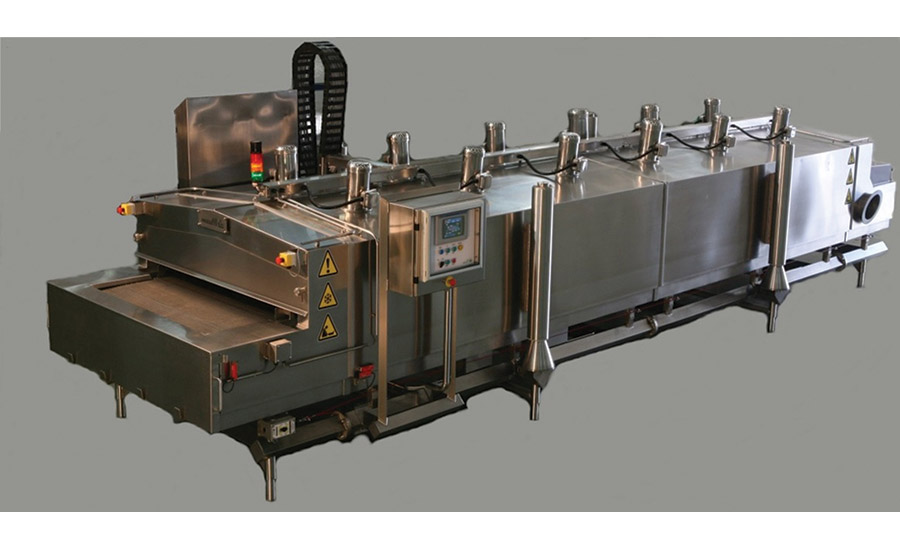 Improving snack and bakery operations through better thermal management