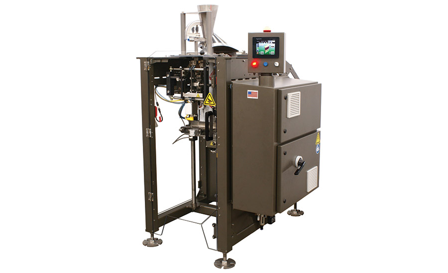 Packaging equipment offers flexibility