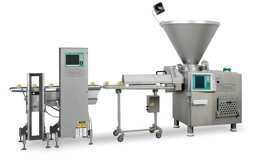 New equipment for slicing, cutting and portioning