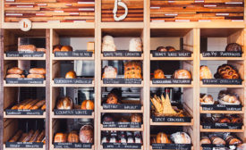 La Brea Bakery, artisan bakery to the nation