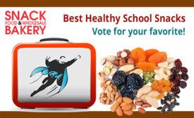 best healthy school snacks