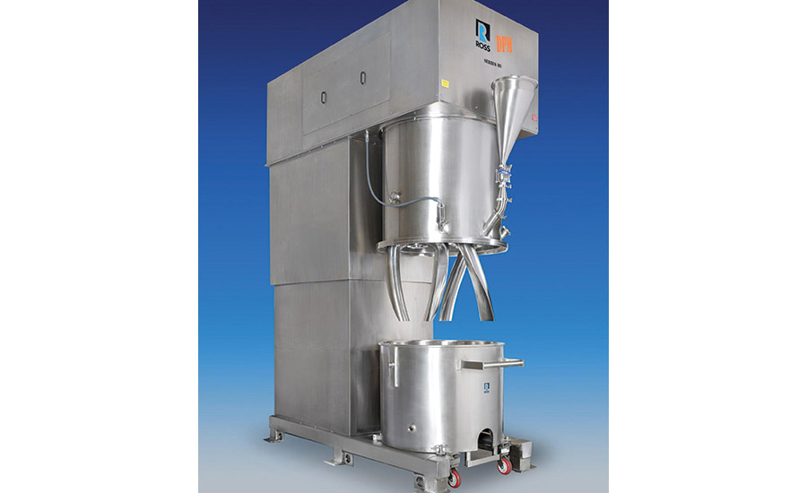 Dough and batter mixers improve efficiency and boost sanitary design