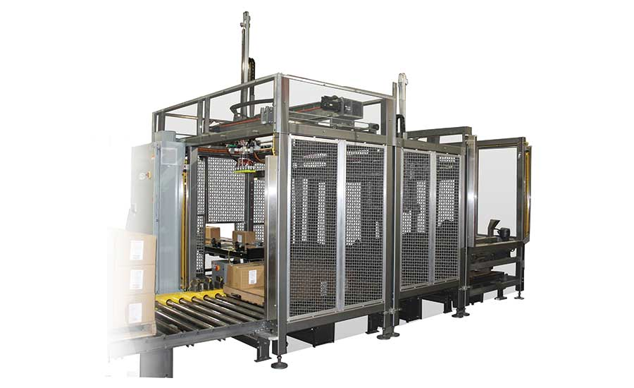 Secondary packaging systems meet distribution demands