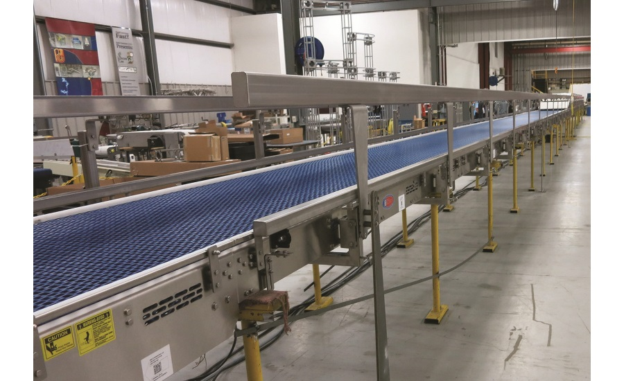 Multi-Conveyor 70 inch long conveyor