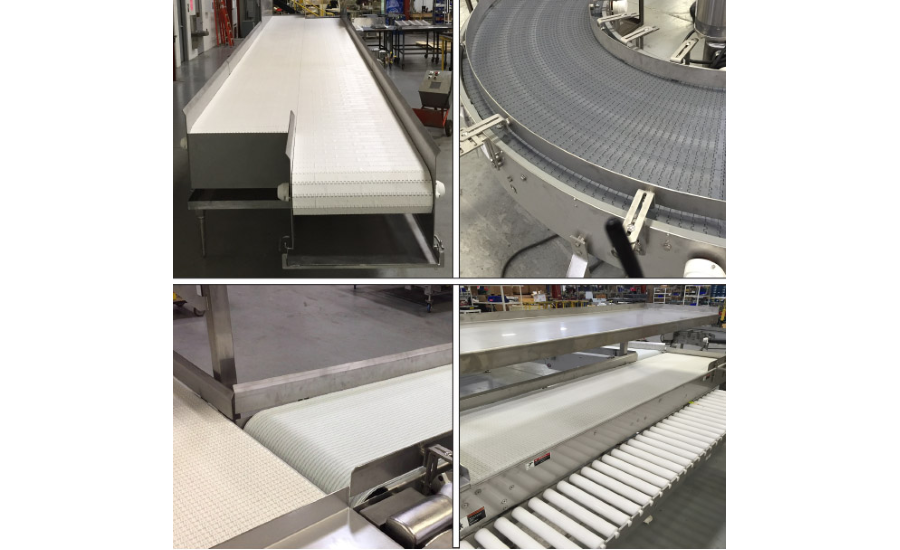 Multi-Conveyor multiple systems