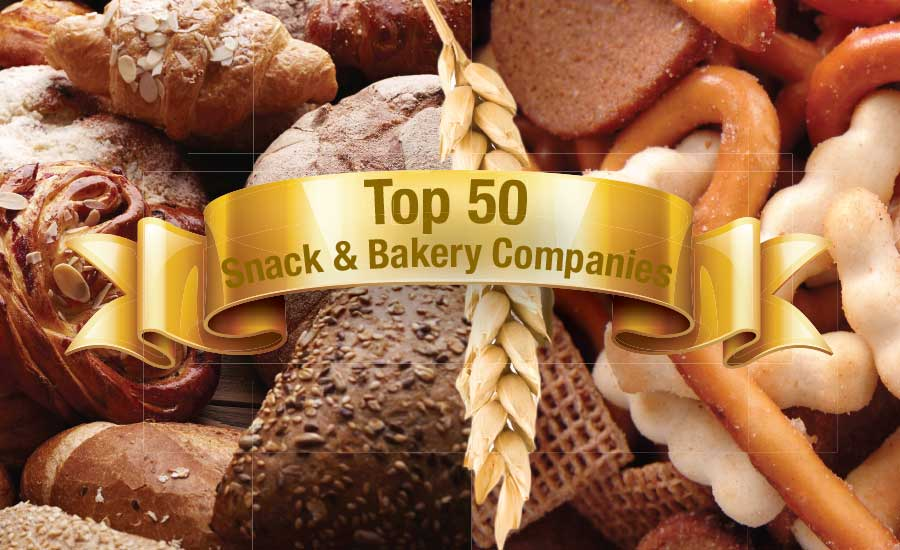 snack and bakery top 50