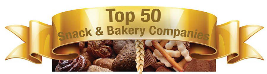 The Top 50 snack and bakery companies of 2016