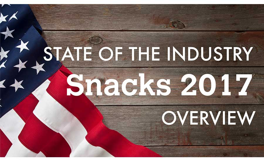 Snack food and wholesale bakery State of the industry: snacks