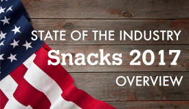 State of the Industry 2017: Dynamics of the perfect snack