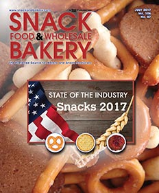 state of industry snacks 2017