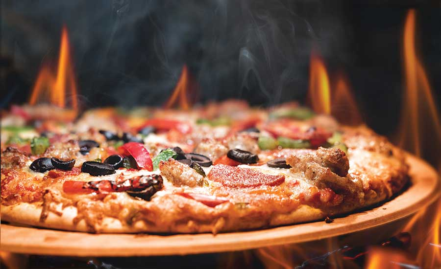 Pizza innovation increases, frozen pizza sales decrease