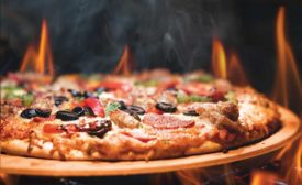 Pizza innovation increases, frozen pizza sales decrease