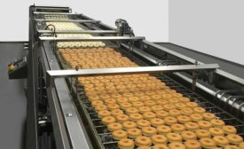 Flexible griddles and fryers for snacks and frozen breakfast foods