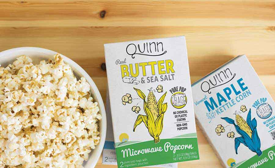 Snacks reimagined—Quinn Snacks, 2017 'Snack Producer of the Year'