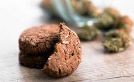 Legal cannabis edibles
