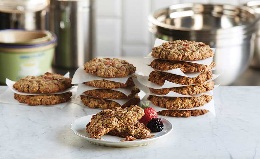 Whole and ancient grains bring nutrition and functionality to snacks and baked goods