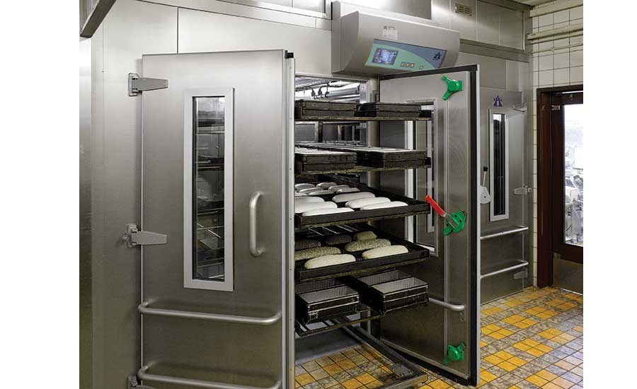 Updated ovens and proofers to improve energy efficiency and cleaning