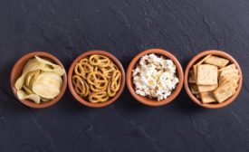 Salty snacks market continues growth through grab-and-go and flavor diversity