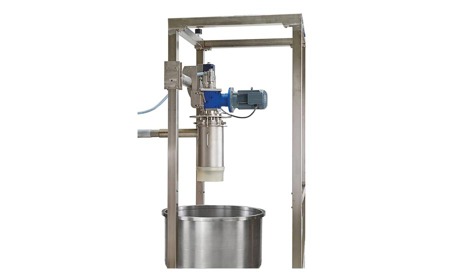 New dough mixers bring operational benefits to snack and bakery facilities