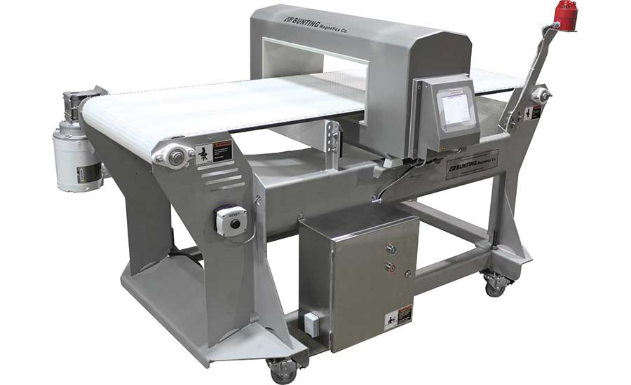 Selecting the right inspection and detection equipment for snack and bakery operations