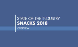 state of the industry snacks overview