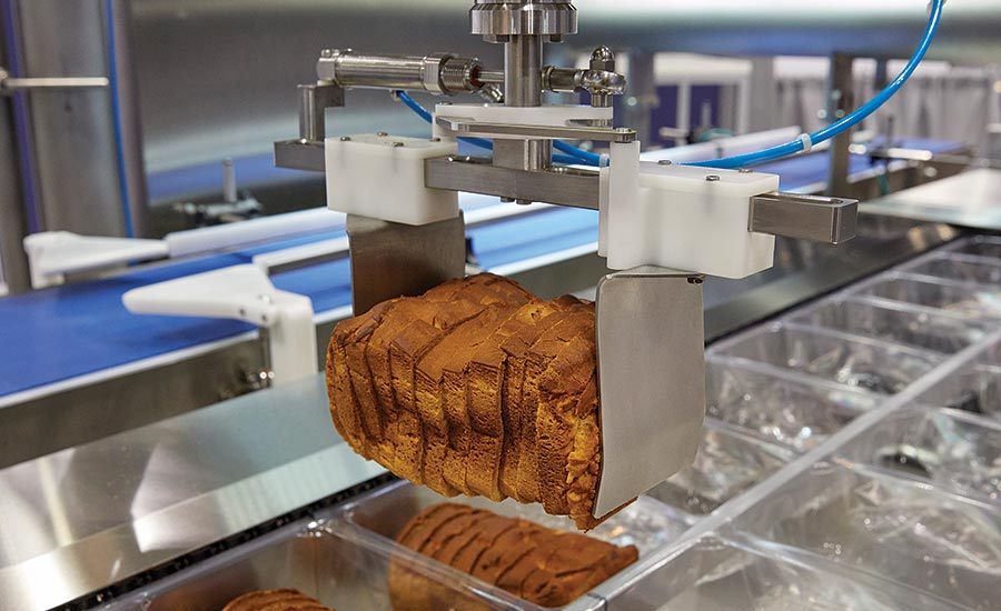 Adding automation to new and legacy snack and bakery production facilities