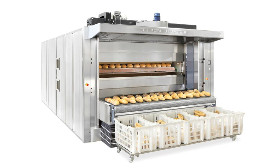 Snack and bakery companies seek hygienic, efficient ovens