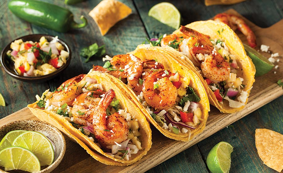 Tortilla Trends: clean label and exciting flavors resonate