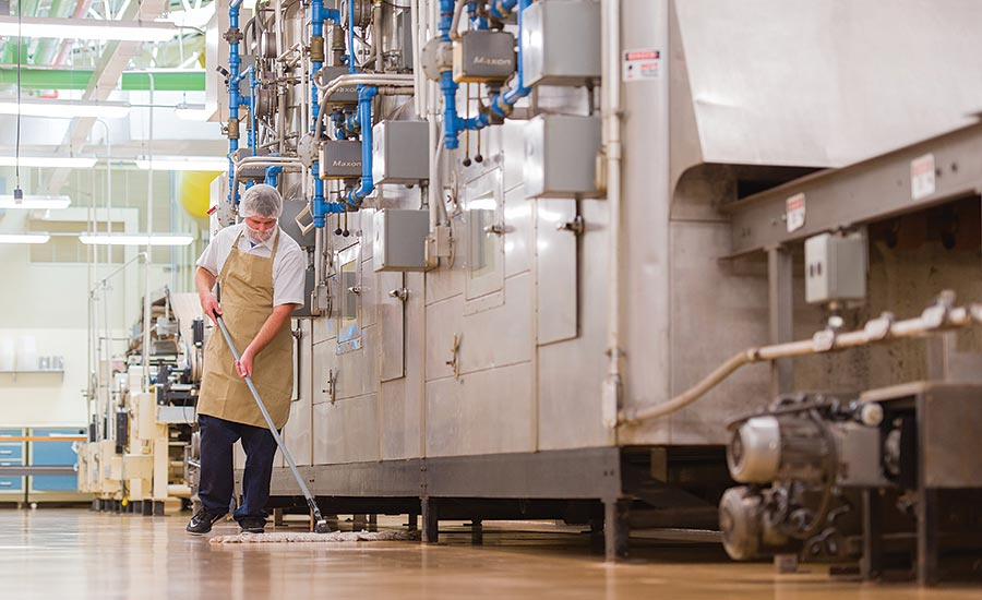 Best practices for maintaining an allergen-free snack or bakery facility
