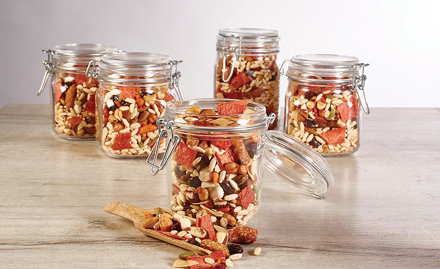Snack mixes and nuts find growth in healthy snacking
