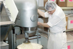 baking industry workforce