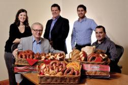 Labriola livens up the pretzel market