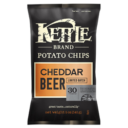 Kettle Brand Cheddar Beer Potato Chips