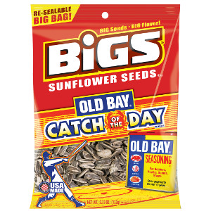 BIGS Old Bay Catch of the Day Sunflower Seeds