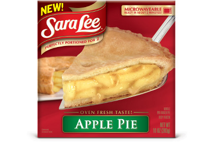 Sara Lee Perfectly Portioned for 2 Fruit Pie