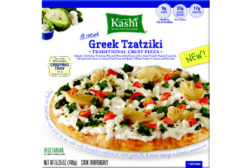 Kashi Greek Tzatziki Pizza