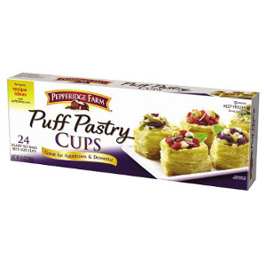 Pepperidge Farm Pastry Cups