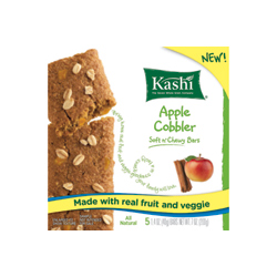 Kashi Apple Cobbler Soft n' Chewy Bars