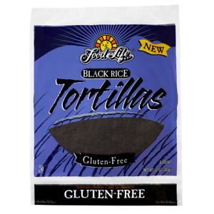 Food for Life Black Rice Tortillas