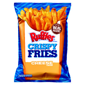 Ruffles Crispy Fries Potato Strips