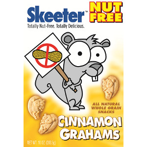 Skeeter Snacks Cinnamon Grahams
