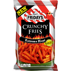 T.G.I. Friday's Extreme Heat Crunchy Fries
