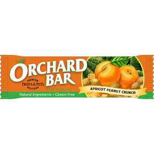 Apricot Peanut Crunch Orchard Bar