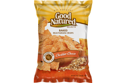 Good Natured Baked Multigrain Crisps Ingredients
