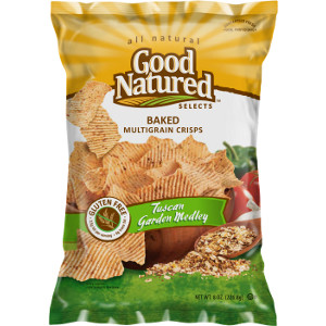 Good Natured Selects Baked Multigrain Crisps