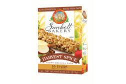 Sunbelt Bakery Harvest Spice Chewy Granola Bars