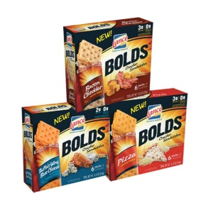 Lance BOLDS crackers