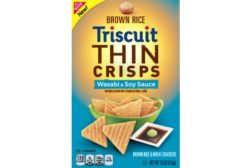 Nabisco Brown Rice Triscuit Thin Crisps