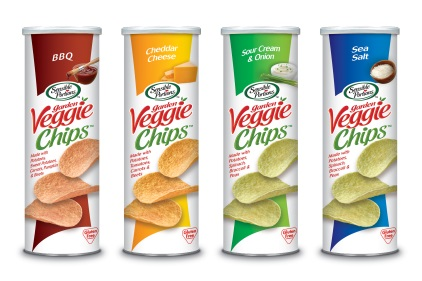 Sensible portions garden veggie chips 2014 12 15 snack - Sensible portions garden veggie chips ...