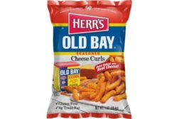 Herr's Old Bay Cheese Curls